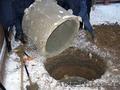 Профессионалы землекопы!Копка колодцев, траншей,  септиков,  дренаж, планировка зем.