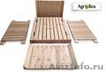 деревянные контейнеры для овощей и фруктов