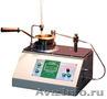 Полуавтоматический анализатор температуры вспышки в открытом тигле