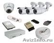 Проектирование и установка систем видеонаблюдения.