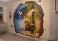 Фреска - роспись стен.