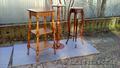 Подставки под цветы напольные, деревянные., Объявление #1515653