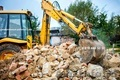 Снос домов,  демонтаж помещений