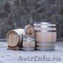 Бондарные изделия из кавказского колотого дуба