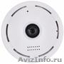 IP панорамная камера Q360-W, Wi-Fi, Объявление #1552991