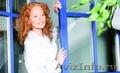 Окна,  двери ПВХ - покраска профиля в любой цвет