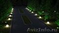 Ландшафтное LED освещение