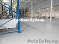Полимерные полы для складов,  цехов,  паркингов. Ремонт пола полимерами