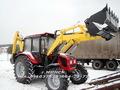 ЭО-2626 экскаватор-погрузчик челюстной на базе МТЗ-92П, Объявление #448770