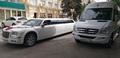 Заказ Свадебного микроавтобуса Мерседес Спринтер.