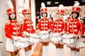 Шоу барабанщиц на мероприятие, барабанщицы на встречу гостей - Изображение #6, Объявление #1666439